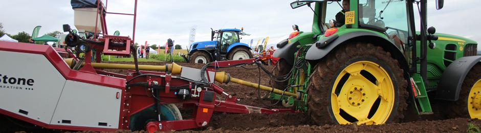 Tractor demos
